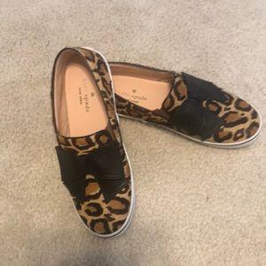 Kate Spade leopard shoes